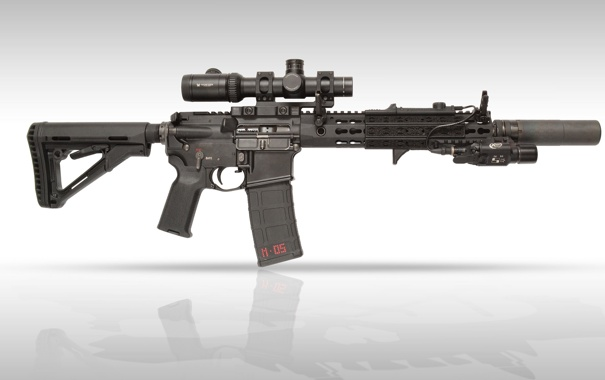 Фото обои оружие, винтовка, карабин, штурмовая, полуавтоматическая