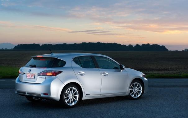 Фото обои авто, Lexus, Лексус ct 200h