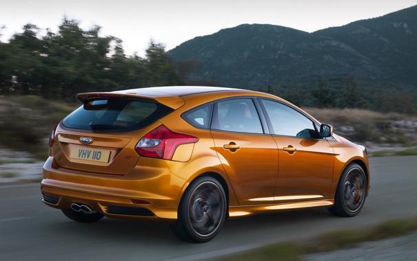 Фото обои Ford, Ford Focus