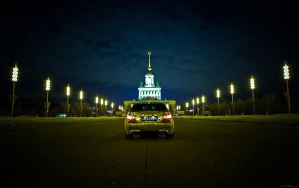 Фото обои машина, авто, BMW, Тень, auto, МГУ, смотра