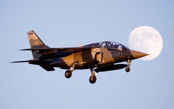 Фото обои штурмовик, самолёт, реактивный, Dornier, лёгкий, Alpha Jet, и учебный