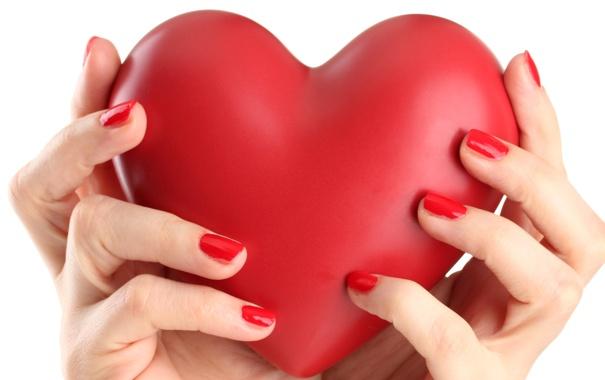 Фото обои сердце, руки, love, heart