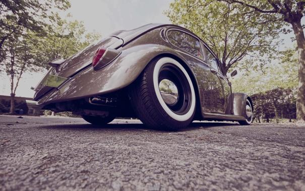 Фото обои volkswagen, cars, auto, beetle, Tuning, wallpapers auto, Tuning cars