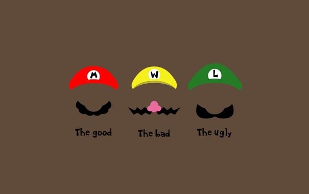 Фото обои усы, минимализм, шапки, character, minimalism, 1920x1200, персонаж