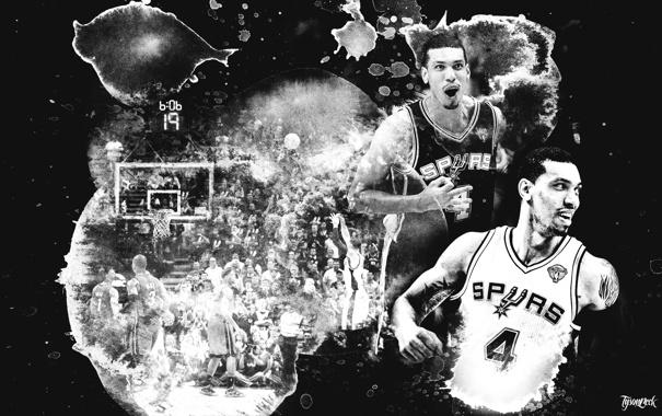 Фото обои Спорт, Баскетбол, NBA, San Antonio, Сан Антонио, Spurs, Игрок
