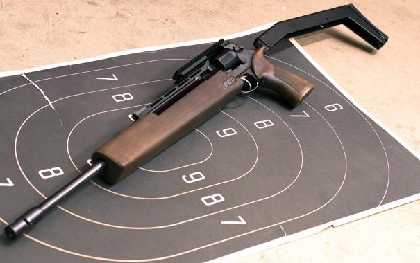 Фото обои оружие, Carbine, Mateba