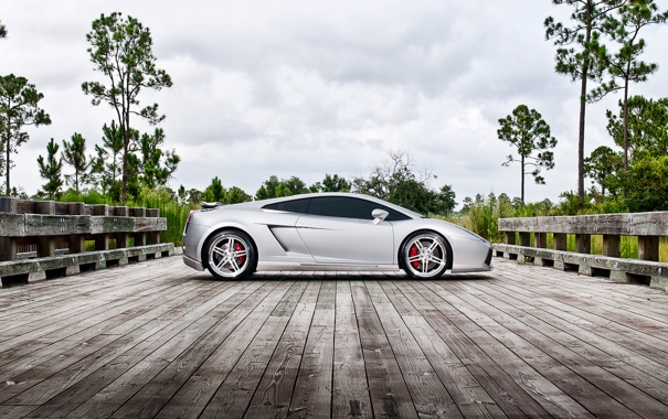 Фото обои gallardo, lamborghini, Performance, ISS Forged & Extreme