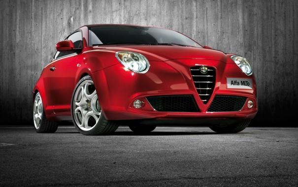 Фото обои Alfa Romeo, Front