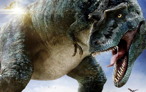 Фото обои динозавр, хищник, зубы, пасть, клыки, dinosaur, Ти-Рекс