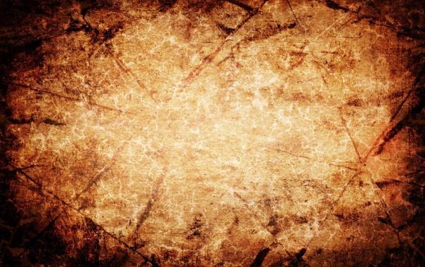 Фото обои желтый, порезы, грязь, замятины