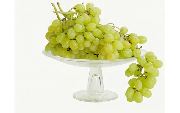 Фото обои виноград, гроздь, ваза