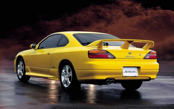 Фото обои S15, Silvia, Nissan