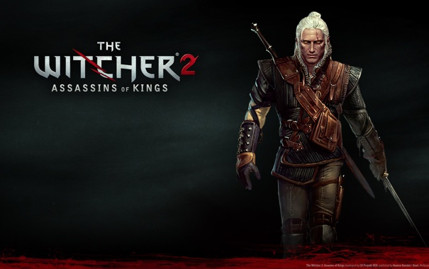 Фото обои меч, герои, Ведьмак 2: Убийцы королей