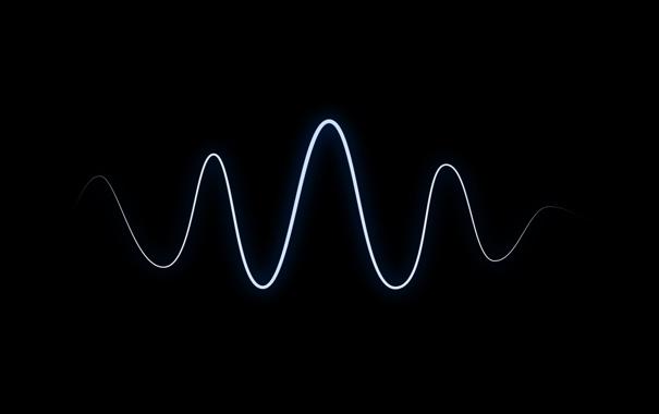 Фото обои Волна, Сигнал, Wave