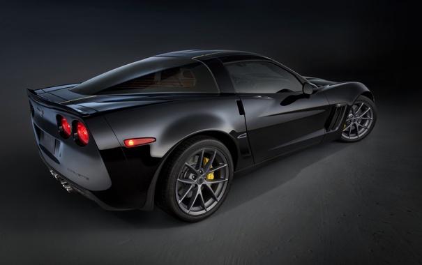 Фото обои Corvette, cars, auto, Сhevrolet, Jake Edition