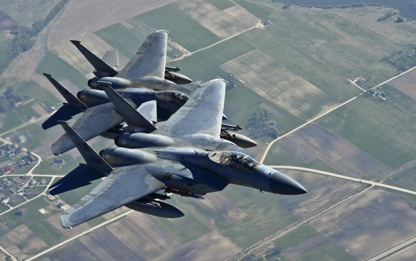 Фото обои оружие, самолёты, Baltic Air Policing mission