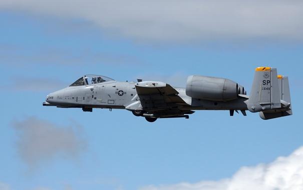 Фото обои авиация, оружие, самолёт, A10 Thunderbolt
