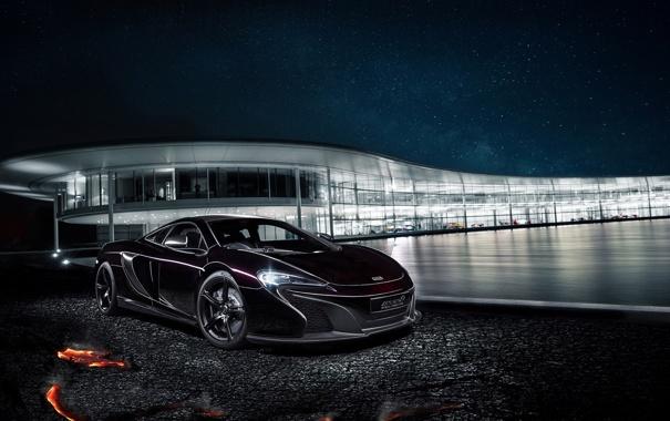Фото обои Concept, McLaren, Front, Coupe, 2014, 650S, MSO