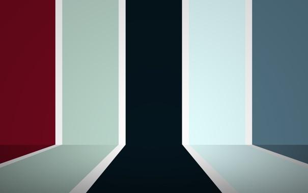 Фото обои линии, полосы, арт, фон, текстура, цвета