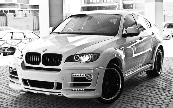 Фото обои BMW, TUNING, HAMMAN