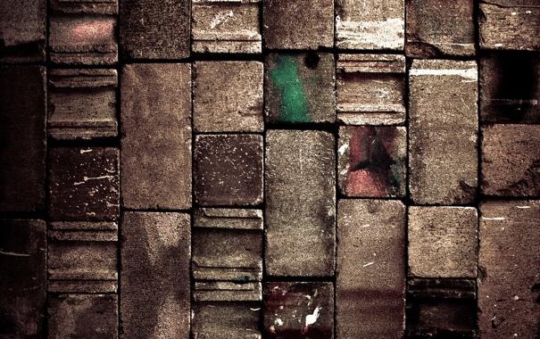 Фото обои камни, плитка, брусчатка