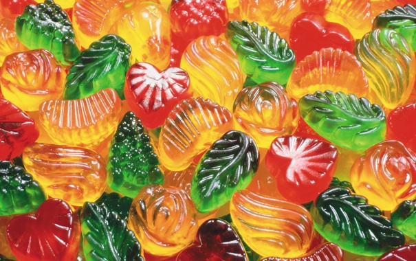 Фото обои texture, food, background, color, candy
