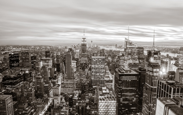 Фото обои Нью Йорк, city, New York