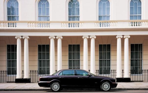 Фото обои Super, Daimler, Eight