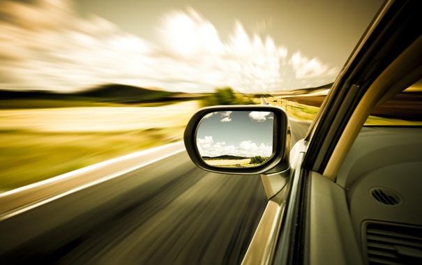 Фото обои дорога, авто, небо, облака, машины, путешествия, путь