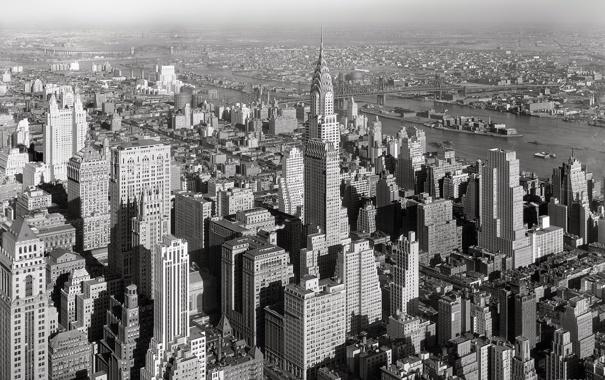 Фото обои год, 1932, Йорк, Нью