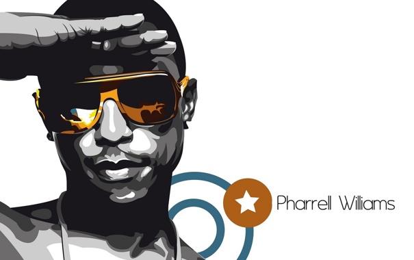 Фото обои Pharrell Williams, Nerd, pharrell