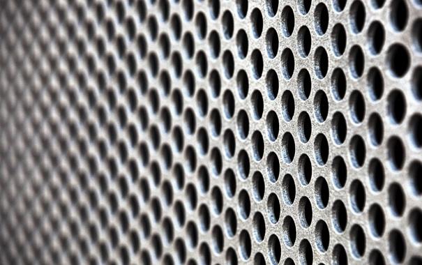 Фото обои макро, фон, дырки, решётка, текстуры, перфорационная