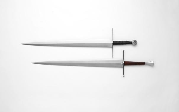 Фото обои оружие, фон, сталь, мечи