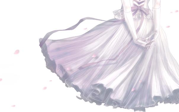 Пышные аниме юбки