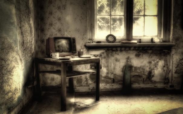 Фото обои комната, интерьер, телевизор