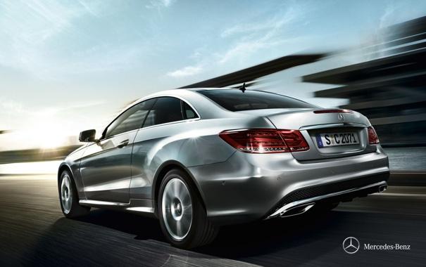 Фото обои купе, Mercedes-Benz, E-class, мерседес, Coupe, 2013, C207