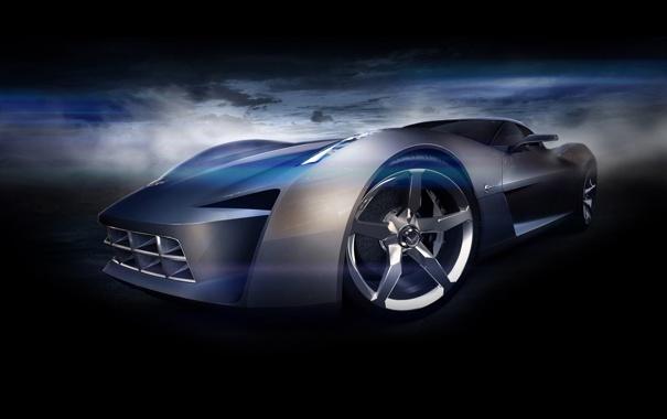 Фото обои chevrolet, cars, Series 2011