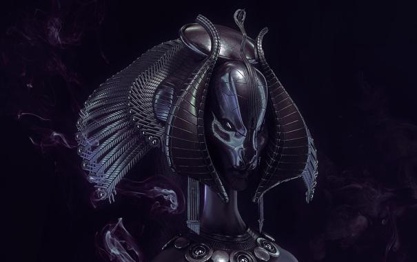Фото обои Stargate, воин, tribute