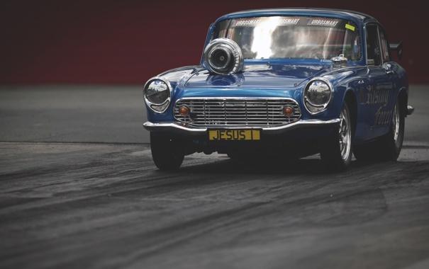 Фото обои honda, трек, хонда, drag, race