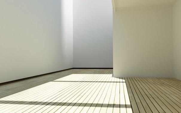 Фото обои белый, свет, помещение