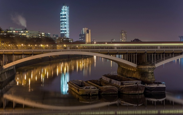 Фото обои город, London, Chelsea