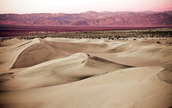Фото обои песок, пейзаж, природа, пустыня