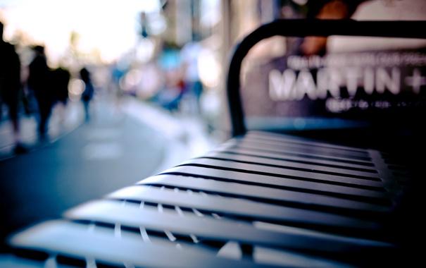 Фото обои город, улица, местность