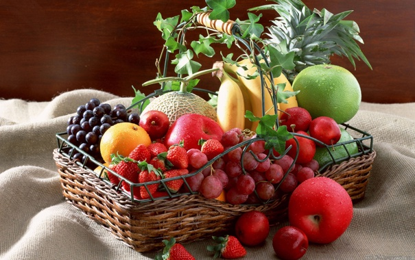 Фото обои wallpaper, fruit, plant