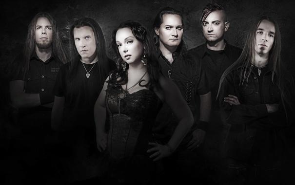 Фото обои музыка, метал, Симфо-метал, Amberian dawn