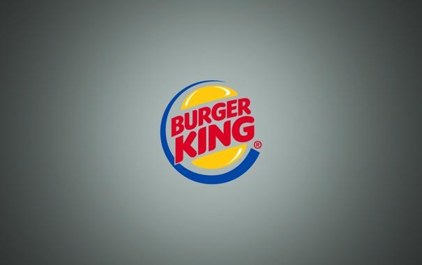 Фото обои logo, логотип, скачать обои, burger, king, обои hd, скачать обои для рабочего стола