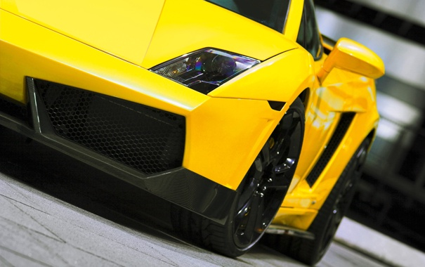 Фото обои Gallardo, Spyder, Performance, GT600