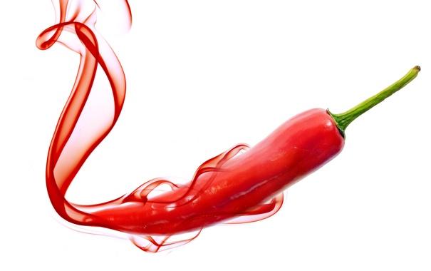 Фото обои Перец, Red, Hot, Chili, Pepper