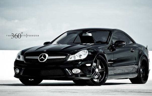 Фото обои Mercedes Benz, AMG, SL-Class, SL 6.3