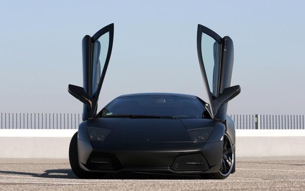 Фото обои Lamborghini, Murcielago, LP-640, Yeniceri-Edition
